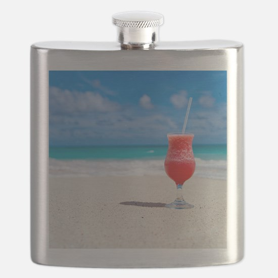daiquiri paradise beach Flask
