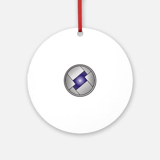 Cute Skynet Round Ornament