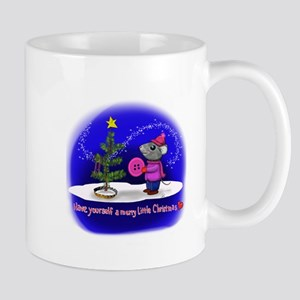 Have Yourself a Merry Little Christmas Mugs