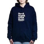 Daiquiri List Women's Hooded Sweatshirt