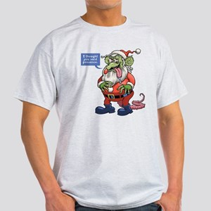 Rat Claus Light T-Shirt