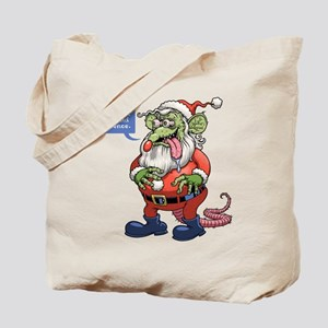 Rat Claus Tote Bag