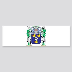 Ferguson Coat of Arms (Family Crest Bumper Sticker