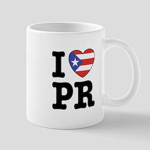 I Love PR Mug