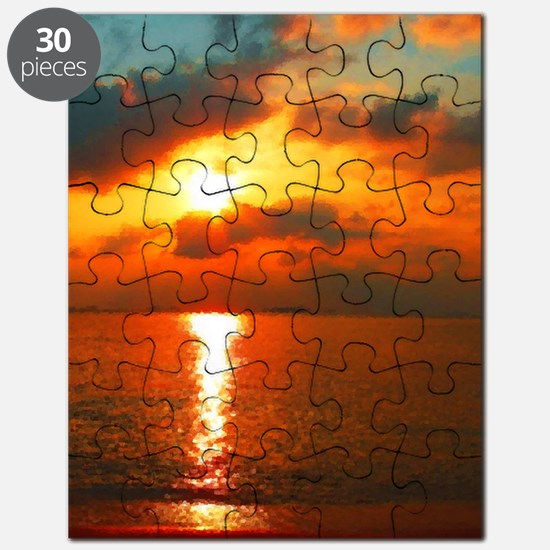 Cute Water element Puzzle