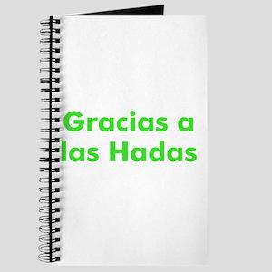 Gracias a las Hadas Journal