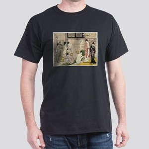 asian geisha bathhouse T-Shirt