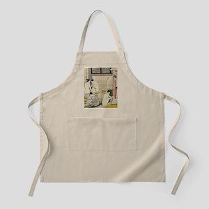 asian geisha bathhouse Apron