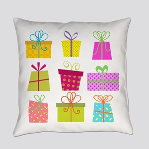 HOLIDAY PACKAGES Everyday Pillow