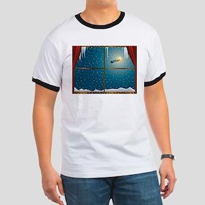 Christmas Eve Window T-Shirt