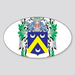 Fevre Coat of Arms (Family Crest) Sticker