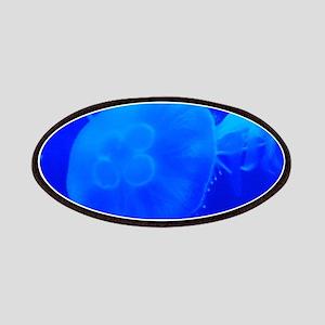 BLUE JELLYFISH 1 Patch