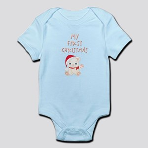 MY 1ST CHRISTMAS Body Suit