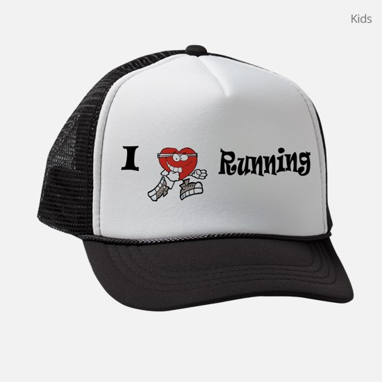fitness Kids Trucker hat