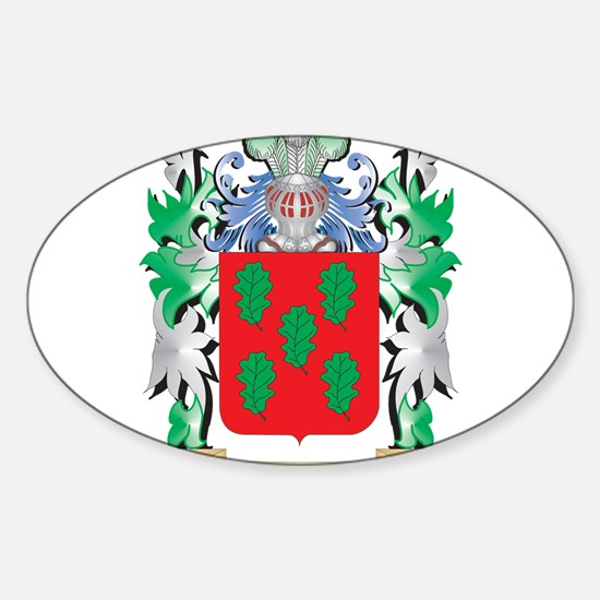Figg Coat of Arms (Family Crest) Decal
