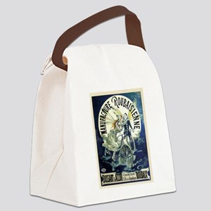 Manufacture Roubaisienne Cycles Canvas Lunch Bag