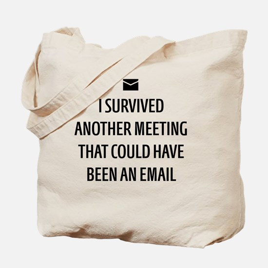 Funny Occupation Tote Bag