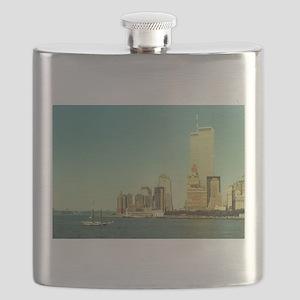 World Trade Center Flask