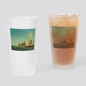 World Trade Center Drinking Glass