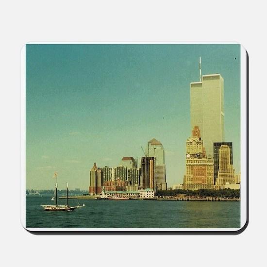 World Trade Center Mousepad