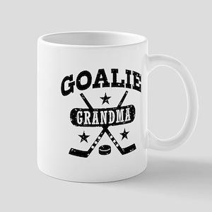 Goalie Grandma Mug