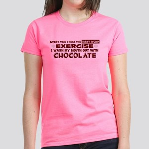 Dirty Word Women's Dark T-Shirt