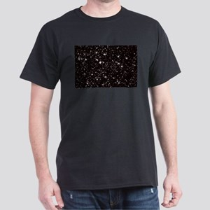 black starry night T-Shirt