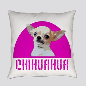 Chihuahua Dog Everyday Pillow