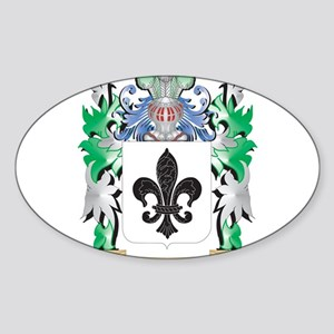 Fishbourn Coat of Arms (Family Crest) Sticker