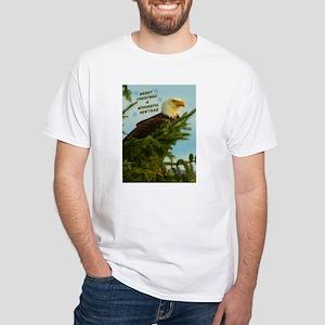 Christmas Eagle T-Shirt