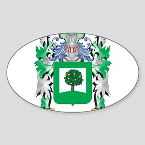 Flanagan Coat of Arms (Family Crest) Sticker