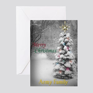 greeting cards pk of 20 - Patriotic Christmas Cards
