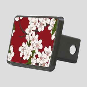 Cherry Blossoms Hitch Cover