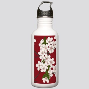 Cherry Blossoms Water Bottle