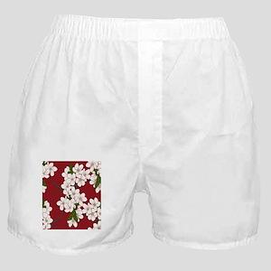 Cherry Blossoms Boxer Shorts