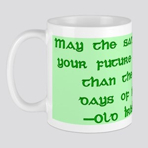Irish Toast Happy & Sad Mug