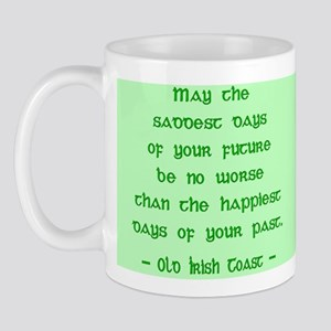 Irish Toast Happy & Sad 2 Mug