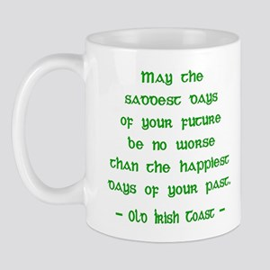 Irish Toast Happy & Sad 3 Mug