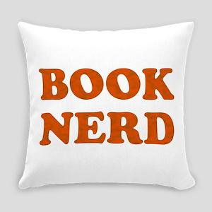 Book Nerd Everyday Pillow