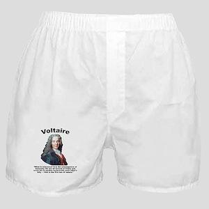 Voltaire Tolerance Boxer Shorts