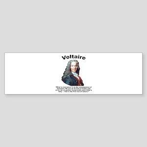 Voltaire Tolerance Sticker (Bumper)