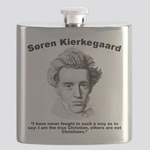 Kierkegaard Christian Flask