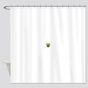 US Army Signal Corps Shower Curtain