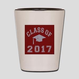 Class of 2017 Shot Glass