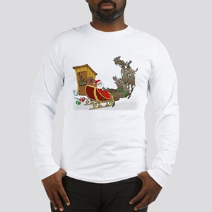 Schmidt House Funny Christmas Long Sleeve T-Shirt