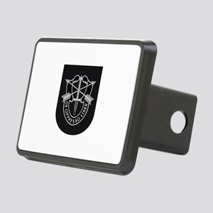 Special Forces Liberator Rectangular Hitch Cover