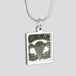 L.R.R.P. jump wings Necklaces