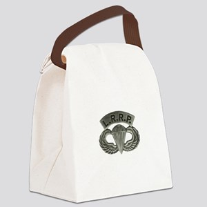 L.R.R.P. jump wings Canvas Lunch Bag