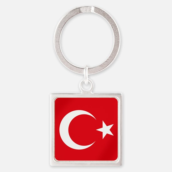 Flag of Turkey Keychains