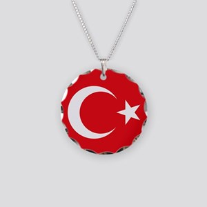 Flag of Turkey Necklace